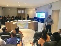 Em sessão especial, técnicos da Semarh apresentam relatório de recursos hídricos