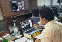 Em sessões virtuais, Parlamento debate e propõe ações para o combate ao coronavírus