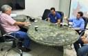 Em visita ao DER, Bruno Toledo solicita melhoria nas rodovias AL 120 e 101