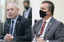 Estratégias estadual e federal no combate à pandemia são questionadas por parlamentares