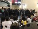 Estudantes da Escola Théo Brandão conhecem as dependências e o funcionamento do Parlamento