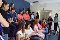 Estudantes da UFAL conhecem funcionamento do Legislativo