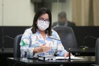 Fátima Canuto pede criação de Câmara Técnica de Monitoramento de Homicídios e Feminicídios no Estado