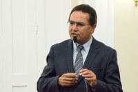 Francisco Tenório cobra sistema de abastecimento d'água para o povoado Candunda