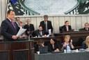 Galba Novaes defende união de esforços para superar crise econômica