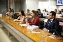 Gilvan Barros participa em Brasília de audiência sobre a PEC 47/2012