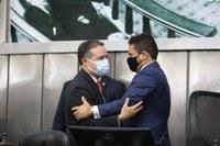 Governador faz balanço e destaca integração com o Legislativo