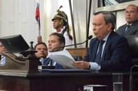 Luiz Dantas abre os trabalhos legislativos e destaca produção parlamentar