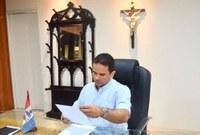 Marcelo Victor marca interinidade sancionando leis, despachando com secretários e prefeitos e recebendo lideranças políticas