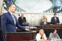 Na abertura da sessão legislativa, governador faz balanço do 1º mandato e apresenta metas para esta gestão