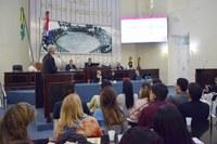 Números da Saúde são analisados e debatidos em audiência pública
