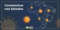 Números de covid-19 seguem aumentando e Poderes buscam soluções para conter a disseminação do vírus