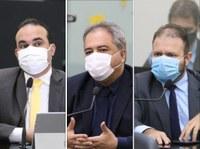 Números do Caged e compra de ventiladores clínicos geram debate