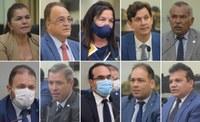 Parlamentares analisam resultados das urnas