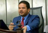 "Presidente Marcelo Victor classifica ano legislativo como ""agenda de trabalho muito positiva"""