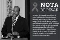 Parlamento lamenta o falecimento do ex-deputado Alberto Sextafeira