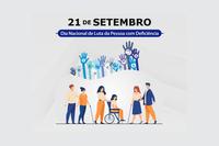 Passagem do Dia Nacional de Luta da Pessoa com Deficiência é destaque em plenário