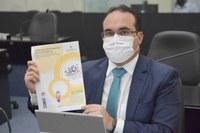 Plano de combate à Covid-19 reúne propostas de parlamentares