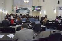 Plenário aprova 45 matérias e cria 7 Frentes Parlamentares