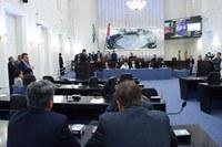 Plenário aprova, em 1ª votação, projeto de criação do serviço voluntário remunerado na Polícia Militar e no Corpo de Bombeiros