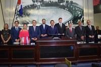 Plenário elege Mesa Diretora para o biênio 2019/2021