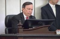"""Presidente da Assembleia conclama bancada federal para defender """"Operação Água é Vida"""""""