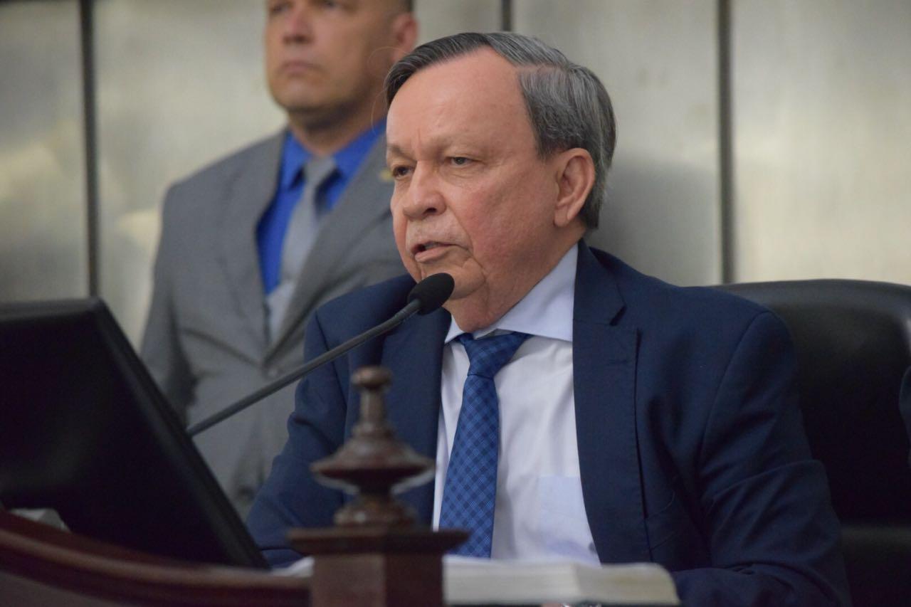 Presidente Luiz Dantas destaca ampliação da bancada feminina