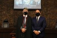 Presidente Marcelo Victor prestigia posse da nova cúpula diretiva do Tribunal de Justiça