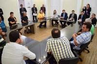 Produtores da Bacia Leiteira reforçam pedido de apoio ao Parlamento