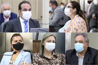 Questionamentos de parlamentares motivam realização de reunião sobre ações contra a Covid-19