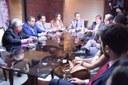 Reunião busca solucionar problemas administrativos da Uncisal