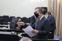 Ronaldo Medeiros critica reajuste na tarifa de energia elétrica