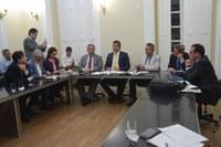 Secretário Maurício Quintella presta esclarecimentos sobre ações e obras do Estado