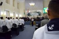 Sessão especial relembra os 154 anos da Batalha Naval do Riachuelo