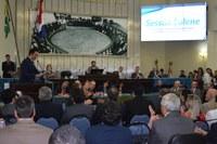 Sessão solene presta homenagem aos 40 anos da ABIH Alagoas
