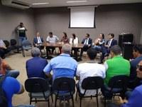 Transportadores complementares buscam apoio do Parlamento