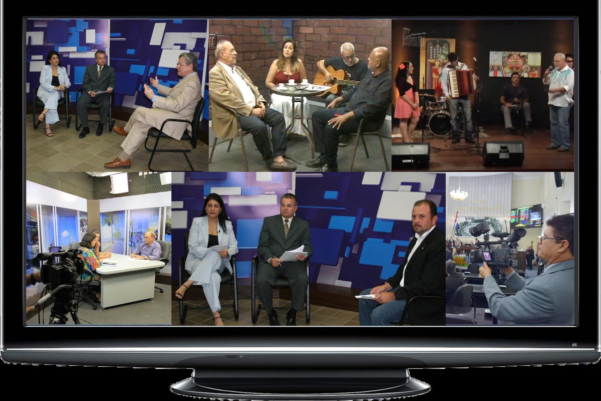 Tv Assembleia Completa 10 Anos De Servi Os Prestados Cidadania  -> Sala De Tv Improvisada