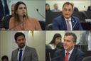 Quatro projetos de origem parlamentar viram lei