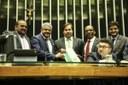 Unale apresenta proposta de convênio educacional com a Câmara dos Deputados