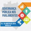 Unale realiza encontro sobre governança pública nos Parlamentos
