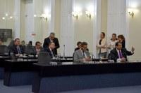 Vetos do Executivo são analisados pelo plenário