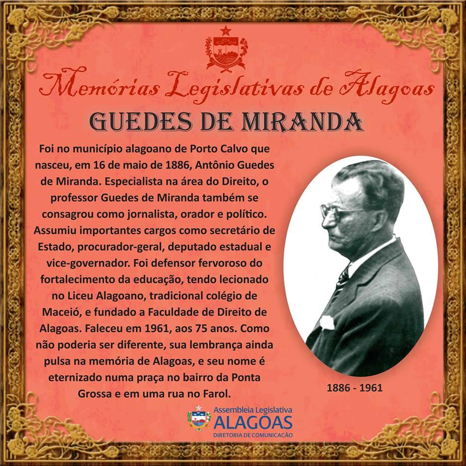 Guedes de Miranda