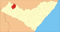 Canapi-Mapa